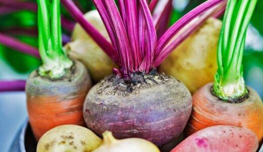 Patarimai, kaip tinkamai laikyti bulves, burokėlius ar moliūgus