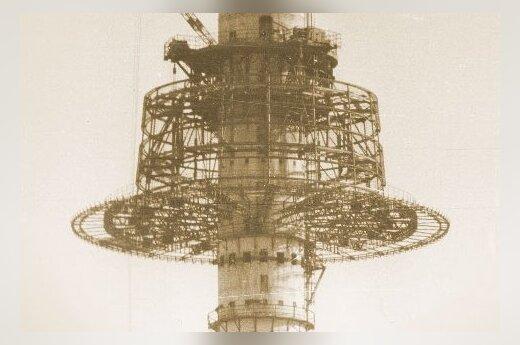 Vilniaus televizijos bokšto statybos