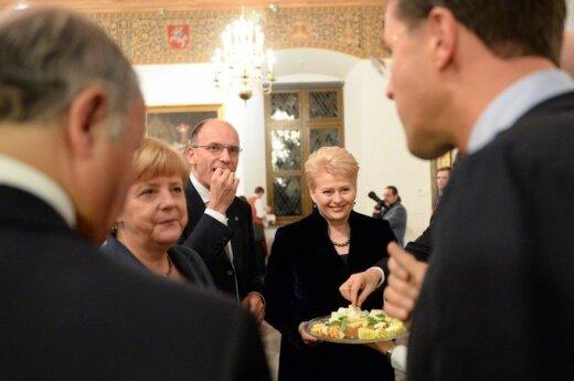 Pirmininkavimo kulminacija – viršūnių susitikimas Vilniuje