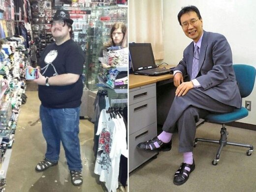 Mados policija: pamatę šias 16 nuotraukų, daugiau niekada nenešiosite sandalų su kojinėmis