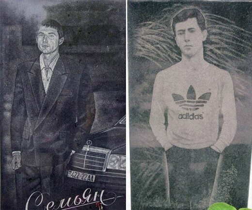 20 keisčiausių Rusijos mafijozų antkapių