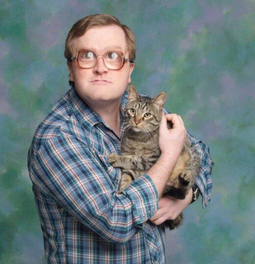Nuostabiausios visų laikų kačių ir žmonių nuotraukos