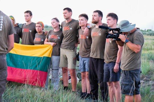 Ekspedicijos Sibire užkulisiai: nuo filmavimų naktį iki telefono mėtymų į dangų