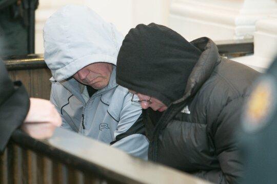 Lietuvą šiurpinusi nusikaltėlių šeima: už grotų pasiųsti vyrai veikė šaltakraujiškai