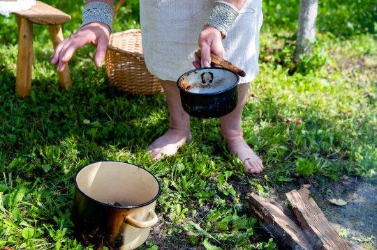 Miške užaugusi ir gripu neserganti žolininkė – apie išskirtinį tik per delčią daromą tepalą ir augalų vartojimo klaidas