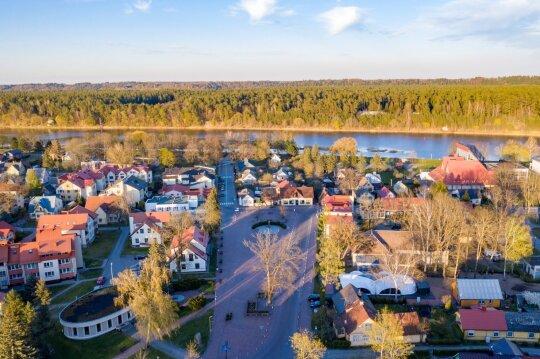 Dviračiais – po gražiausias Lietuvos vietas: nustebins Zarasai ir Telšiai, Neringa sulaukė svarbaus pažado