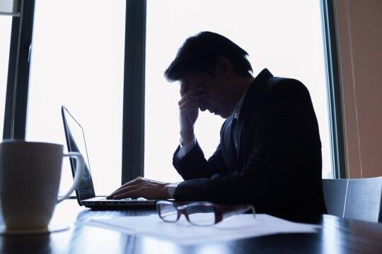 Galvos skausmas ilgiau pamiegojus