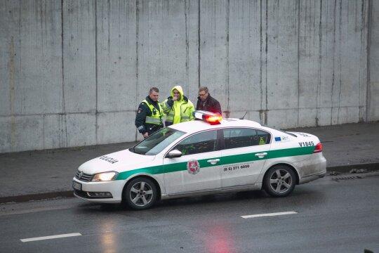 Troleibuso vairuotoja: nesuprantu, kodėl policija į tai nekreipia dėmesio