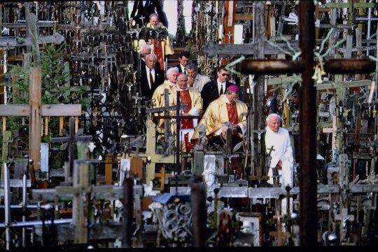 Jono Pauliaus II vizito užkulisiai: Kaune griaudėję šūviai ir galvosūkį sukėlęs prašymas