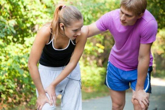 Nutarėte pradėti sportuoti? Šie patarimai padės išvengti traumų ir siaubingo skausmo