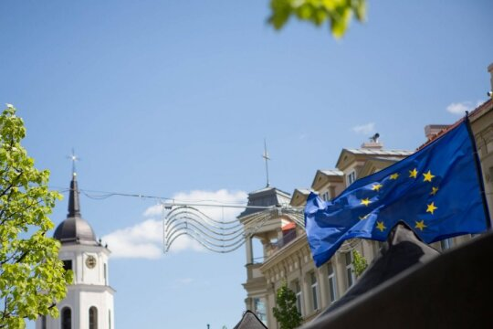 Nerijus Aleksiejūnas. 15 metų Europos Sąjungoje – ką galime pasiūlyti Europos ateičiai?
