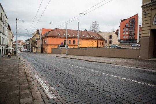 Jono Basanavičiaus gatvė