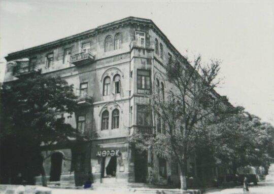 Baku / Vinco Krėvės-Mickevičiaus memorialinio muziejaus nuotr.