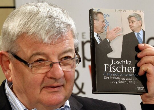 Joschka Fischeris
