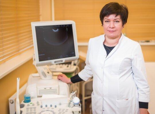 Akušerė ginekologė Vilma Dauderienė
