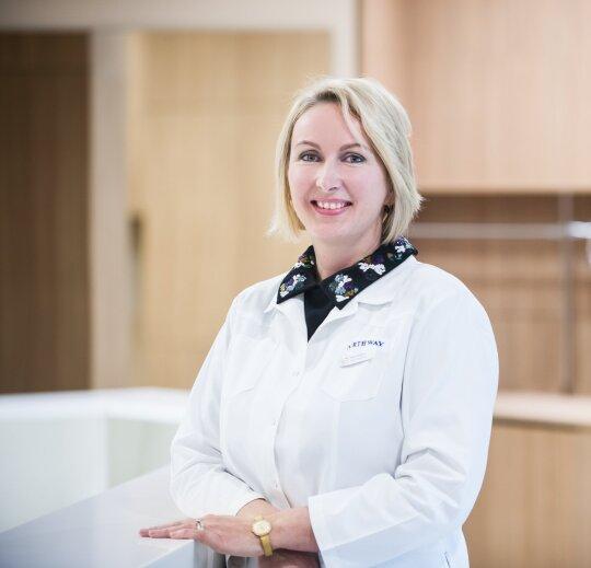 Gydytoja ginekologė, nevaisingumo gydymo specialistė Rasa Dargienė.