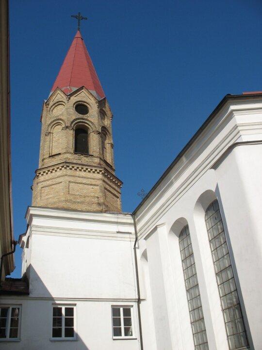 Vilniaus ev. liuteronų bažnyčia