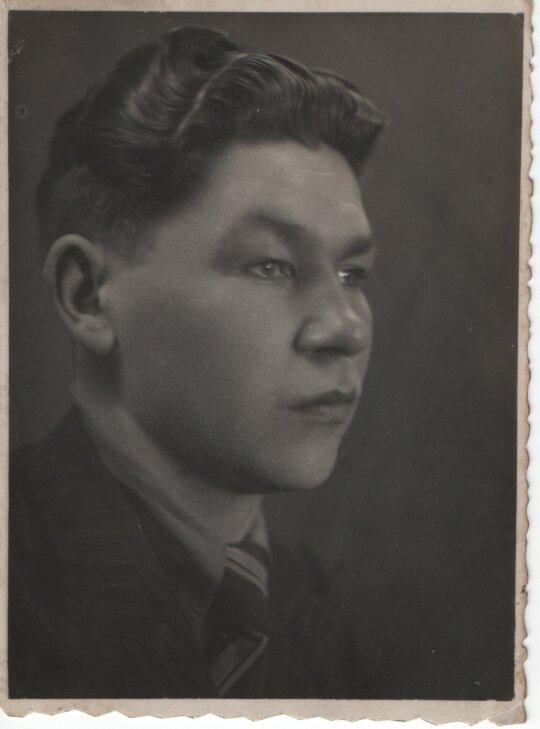 Kostas Kubilinskas, 1942 m.