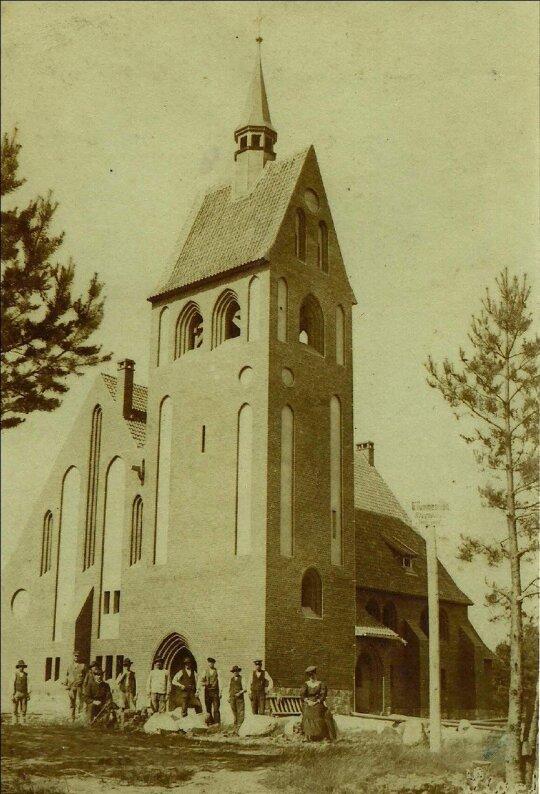 Vanagų bažnyčia