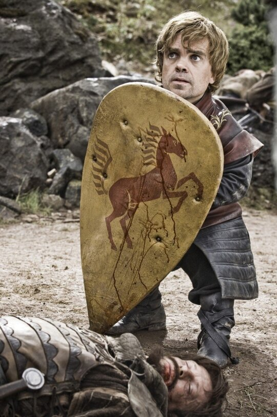 "Serialo ""Game of Thrones"" akimirka"