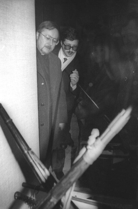 Vytrautas Landsbergis, Audrius Butkevičius