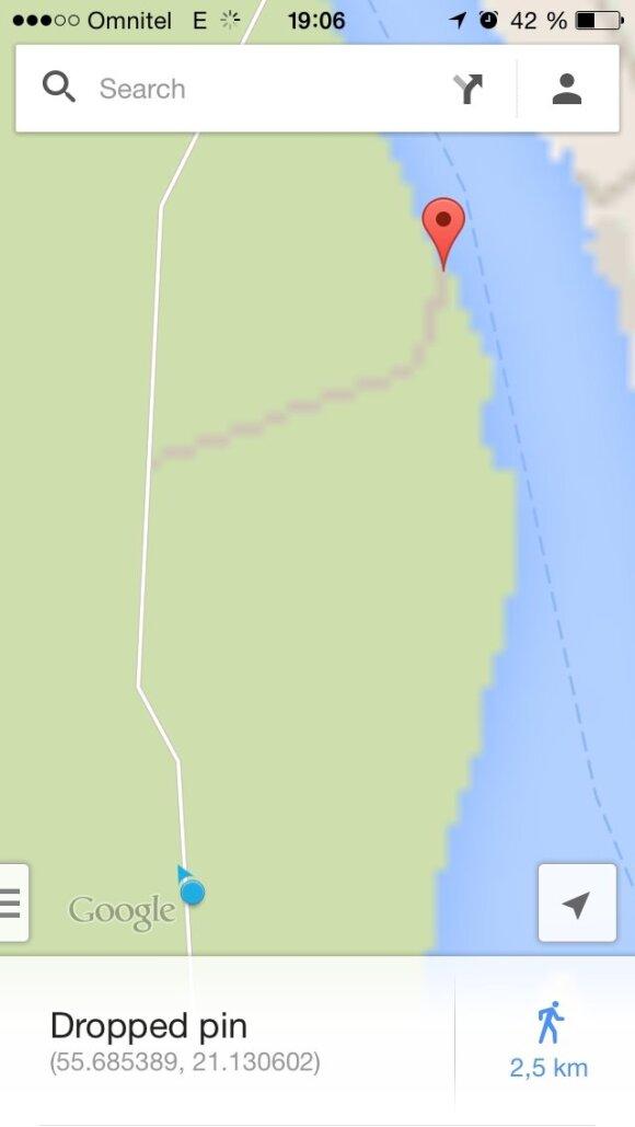 Kodėl reikia tilto į Neringą