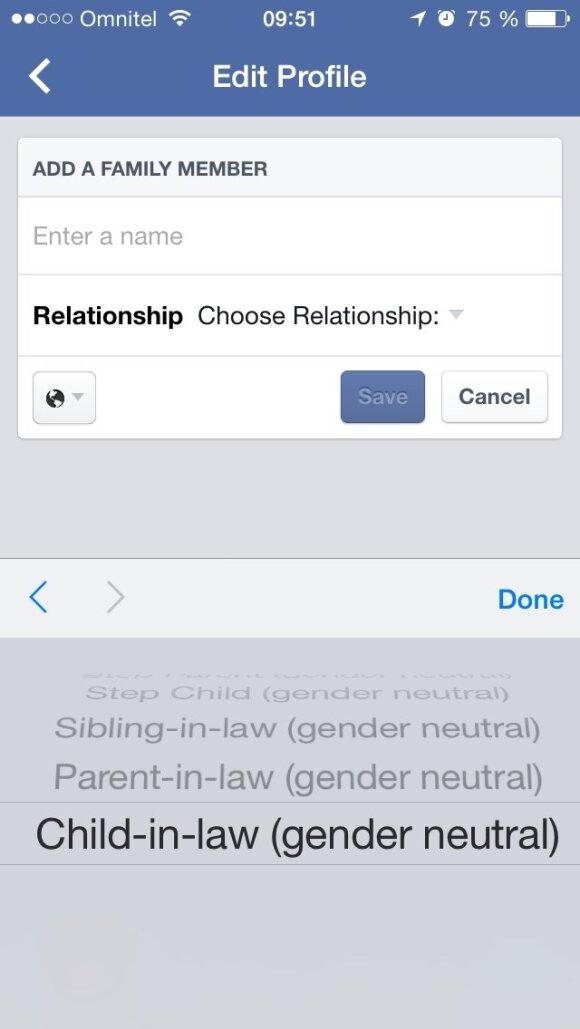 """Vyras pasipiktino """"Facebook"""" <em>pamiršta</em> žmona"""