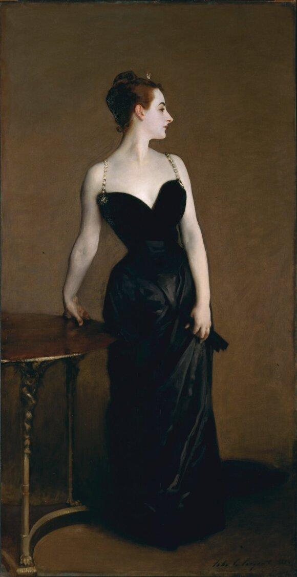 Madam X portretas