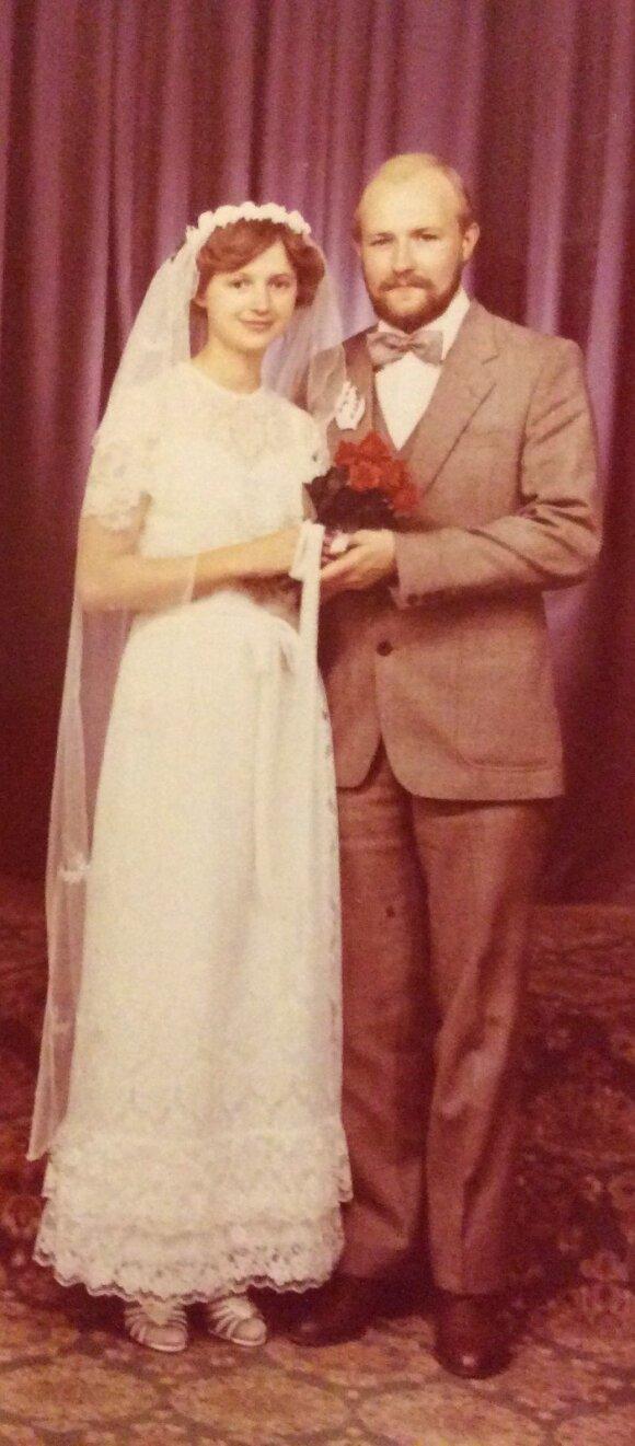 Eugenijus Gentvilas su žmona Aušra