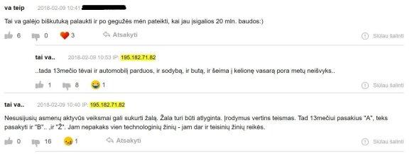 Lietuviai ėmė ir pranoko estus: suklusti turi ne tik valdininkai, bet ir šeštokai