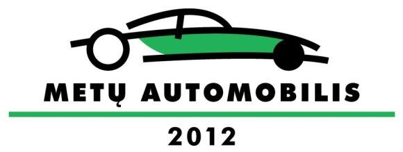Metų Automobilis 2012