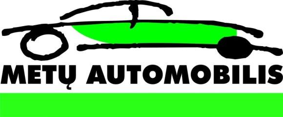 Metų Automobilis (senas logotipas)