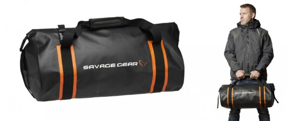"""Savage Gear Roll up bags"""