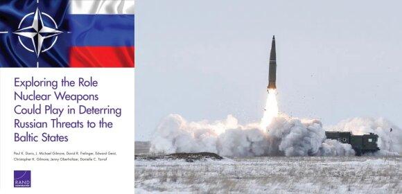 RAND ataskaitoje – dar vienas įspėjimas NATO: šios temos Baltijos šalys vengia ne veltui