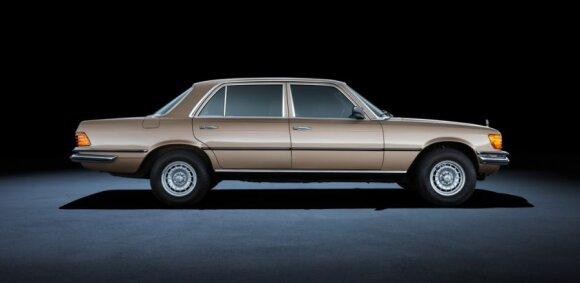 Mercedes-Benz 450 SEL (1980 m.)