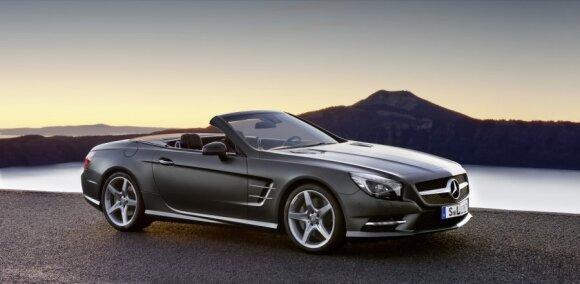 Mercedes-Benz SL-klasė