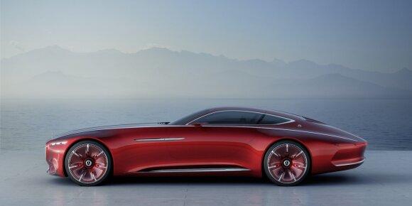 "Ypatingiesiems ""Mercedes-Maybach"" šiemet sukanka 100 metų"