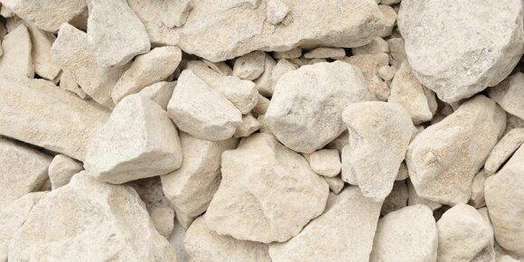 Klintis, iš kurios gaminamas akmens popierius