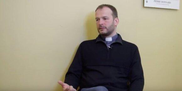 """Valdemaras Lisovskis (projekto """"Galima ir čia"""" nuotrauka)"""