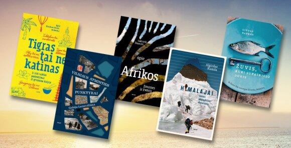 Kelionių knygų autoriai: pasižvalgyti po pasaulį galima ir ant sofos