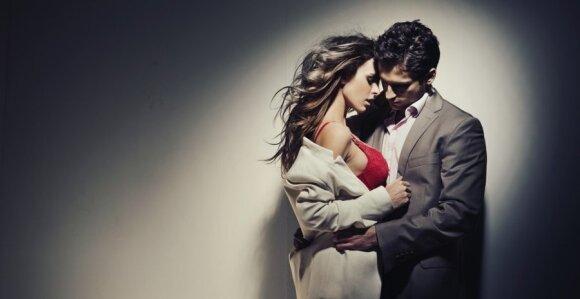 """Erotinė meilė: kodėl """"vau"""" baigiasi """"auč"""""""