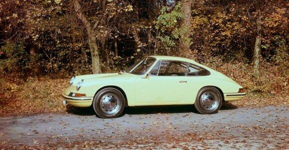 1963 m., Porsche 911 (Type 901)