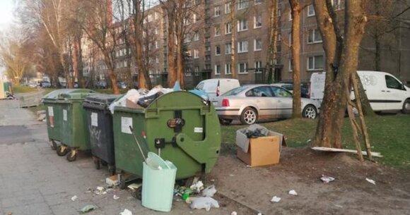 Atliekų tvarkymas brangsta: mano, kad kainų augimą pažabotų rūšiavimas