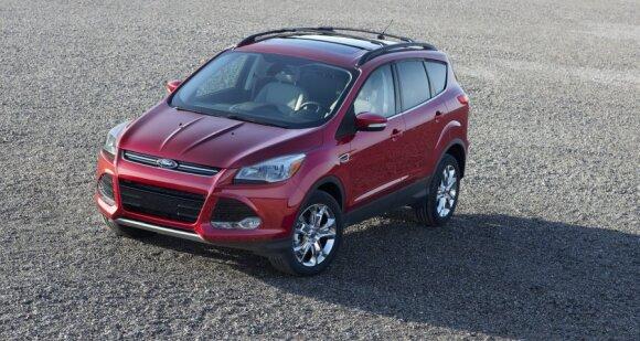 Ford Escape, Kuga