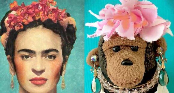 """Paulina Pukytė. """"Beždžioniavimo menas"""""""