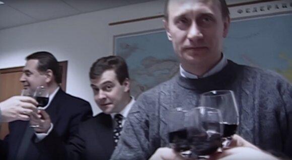 Vladimiras Putinas, filmo Putin's Witnesses stopkadras