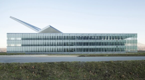 Prancūzijos nacionalinis saulės energijos institutas (INES)/ Foto: Mathieu Ducros