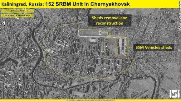 CNN сообщил о новых ядерных бункерах в Калининградской области