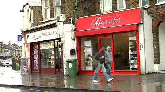 Londone grožio saloną atidariusi šiaulietė: Lietuva manęs nepriėmė