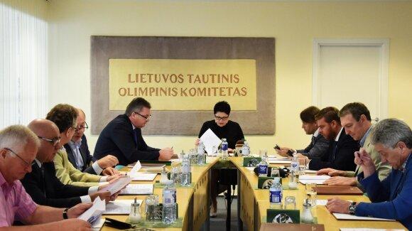 LTOK vykdomojo komiteto posėdis
